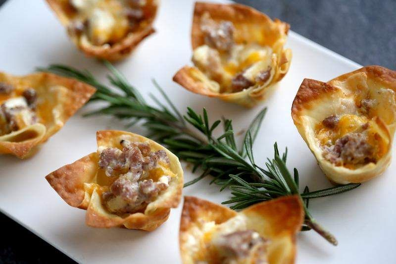 Deliciously diverse Fast and fabulous appetizers for New