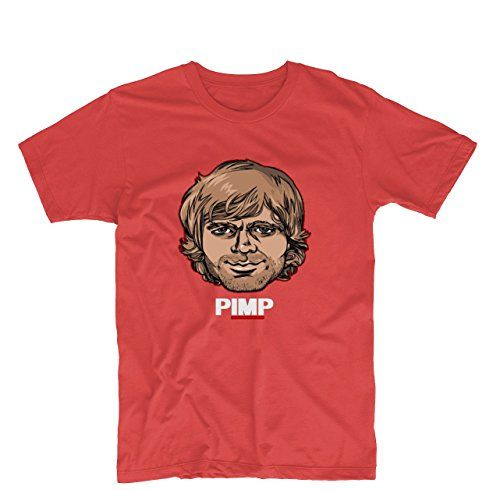 2ab097599 Tyrion Lannister Pimp Game Of Thrones Imp Design Tee Retro T Shirt ...
