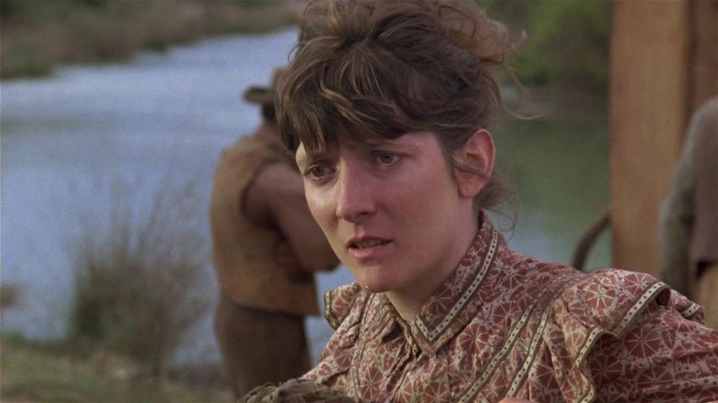 Image result for glenne headly and steve buscemi in lonesome dove