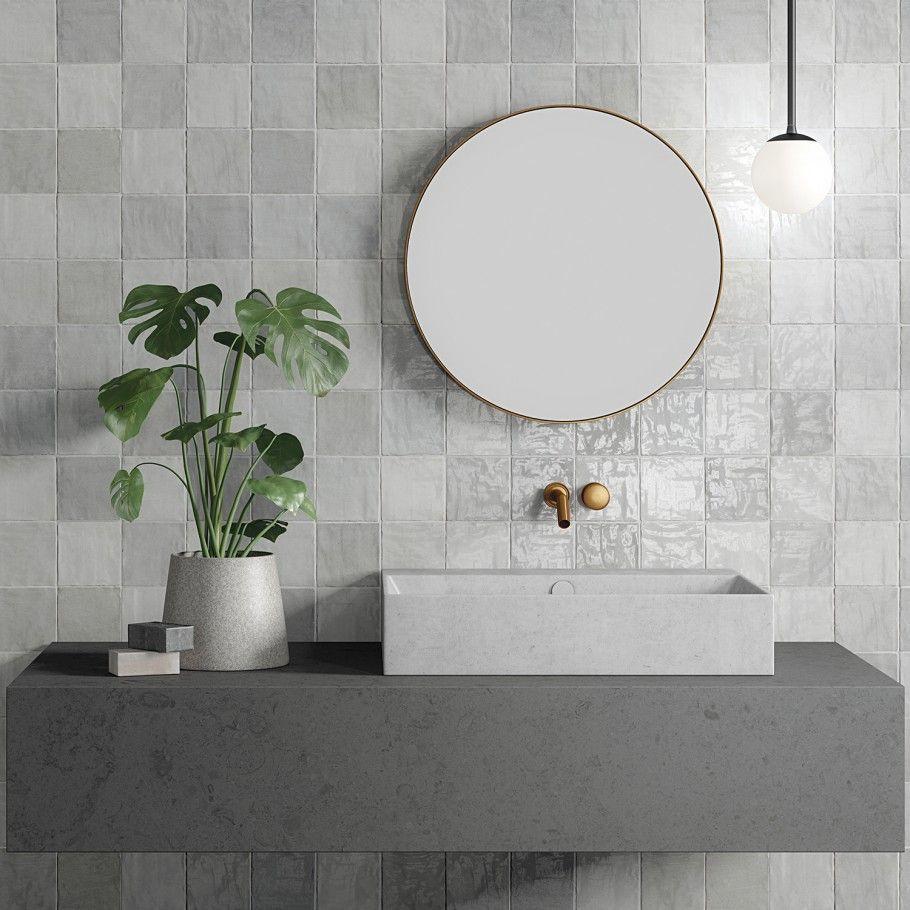 portmore gray 4x4 glazed ceramic tile