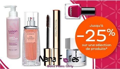 Nocibe Promotion Jusqu A 25 De Remise Nocibe Maquillage Et