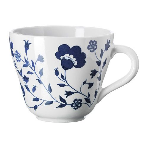 torg mug white dark blue article number cups pinterest blanc bleu. Black Bedroom Furniture Sets. Home Design Ideas