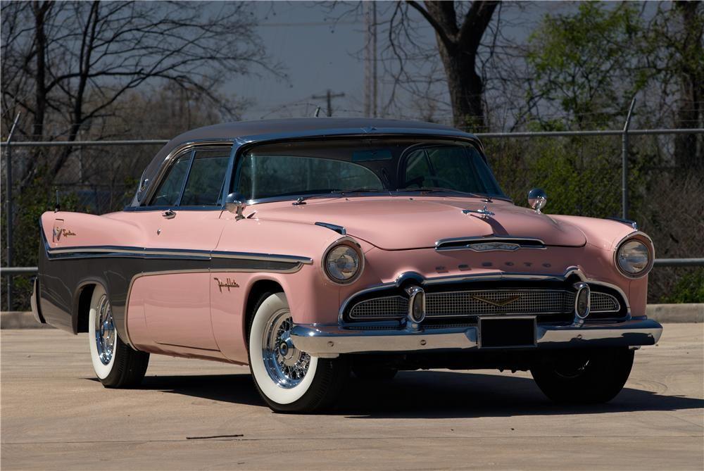 1956 De Soto Fireflite Sportsman 2 Door Hardtop Classic Cars