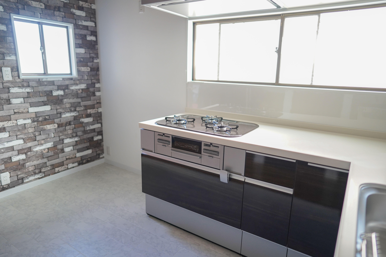 ビフォーアフター 一戸建て 公式 株式会社リノベーションホームサービス 公式ホームページ 2020 キッチン リクシル シエラ