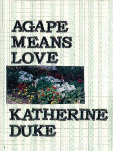 Agape Means Love