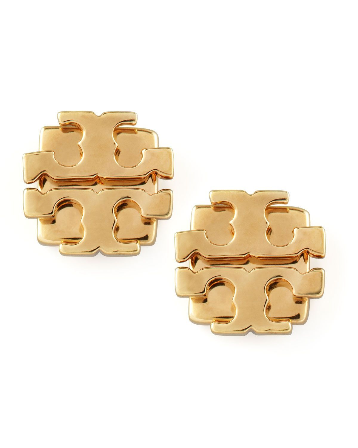 0787d2f9e Pin by Veronica Mariel on zubehör | Earrings, Stud Earrings, Tory burch
