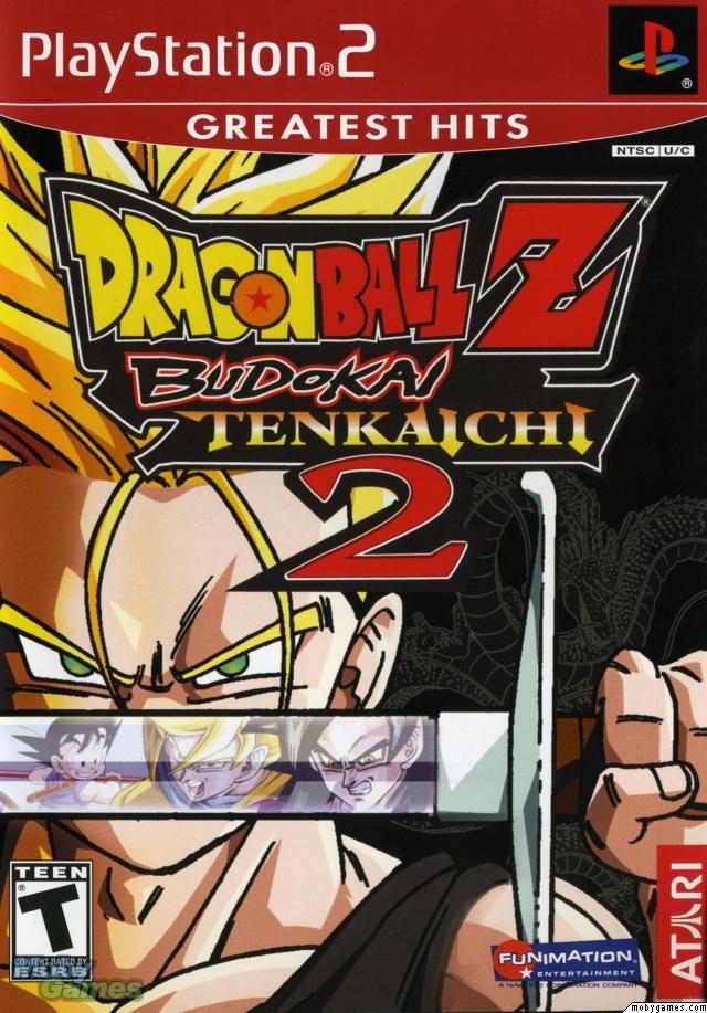 dragon ball z budokai tenkaichi 2 ps2 download