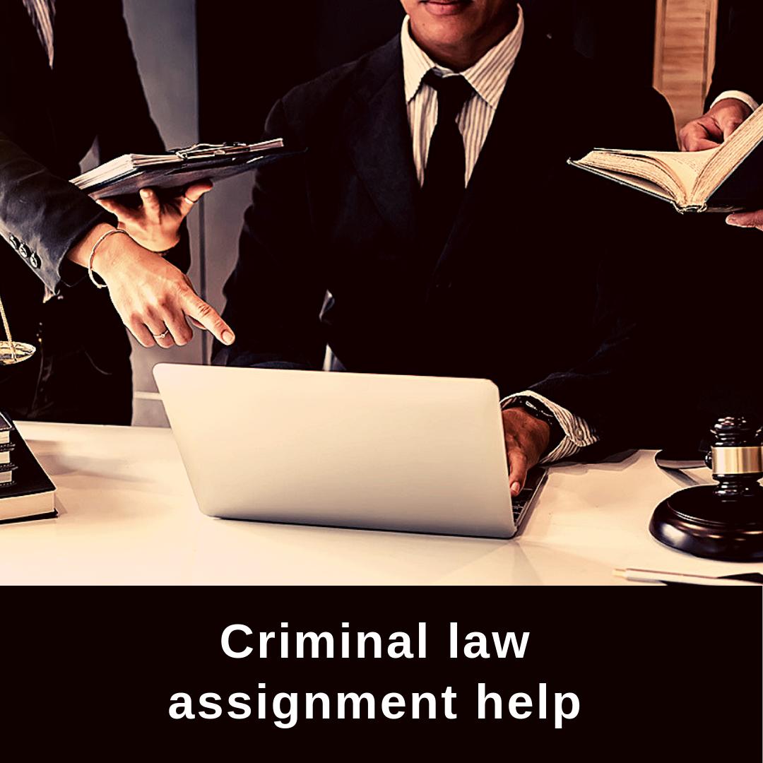 Law homework help online