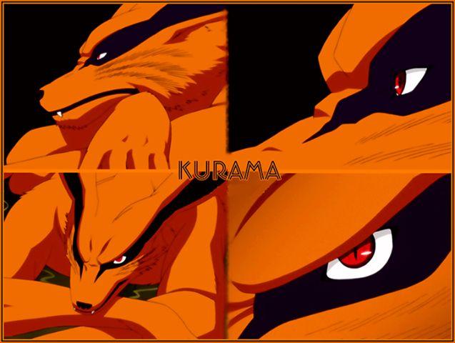 Kyuubi/Kurama - Naruto