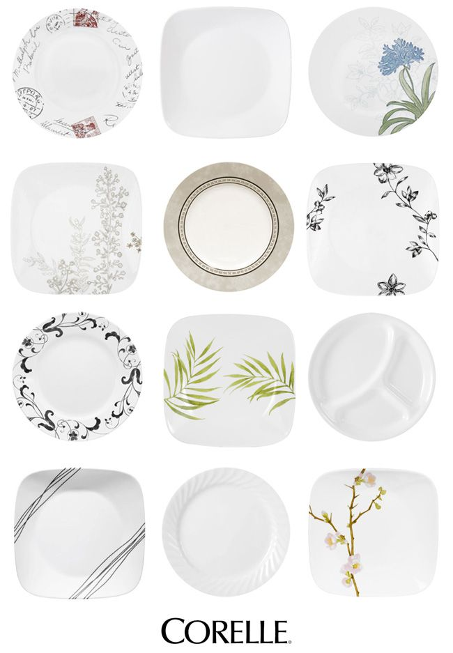 Corelle Dishes Not Sure About The Pattern But They Will Def Be