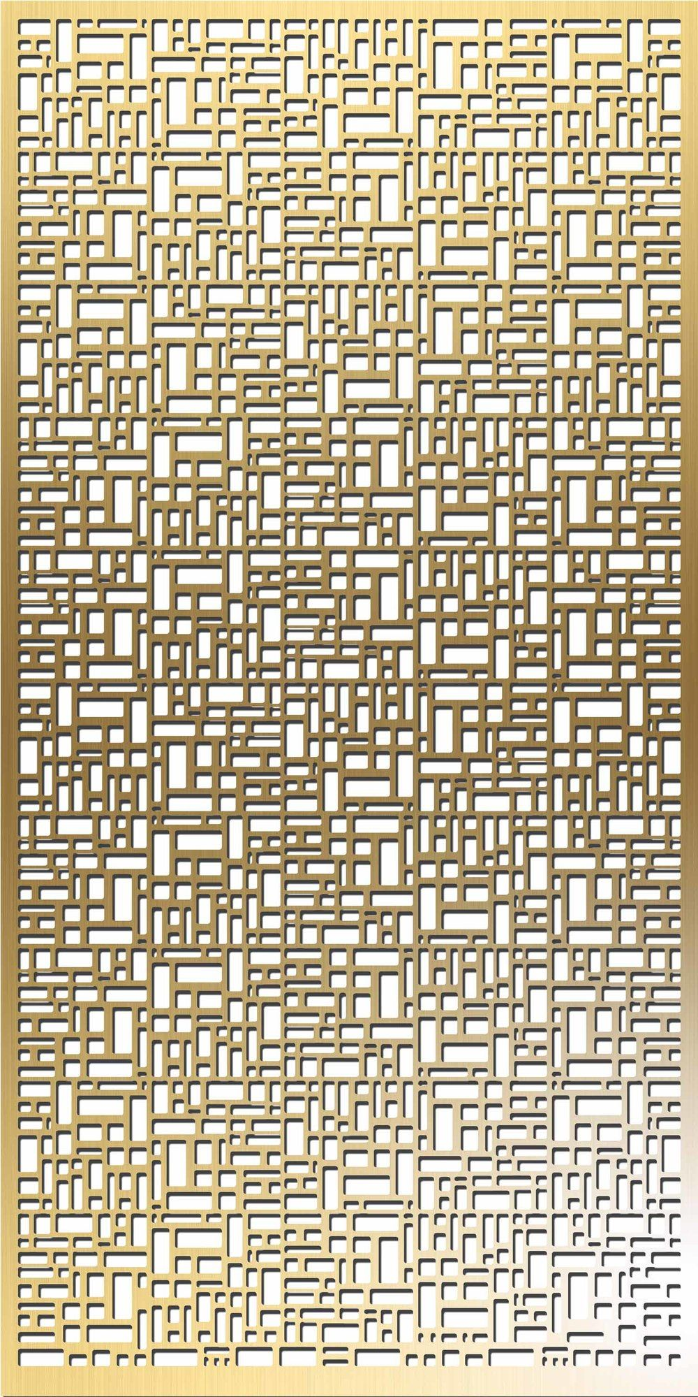 Modern Brass Mashrabiya Islamic Art And Design In 2019
