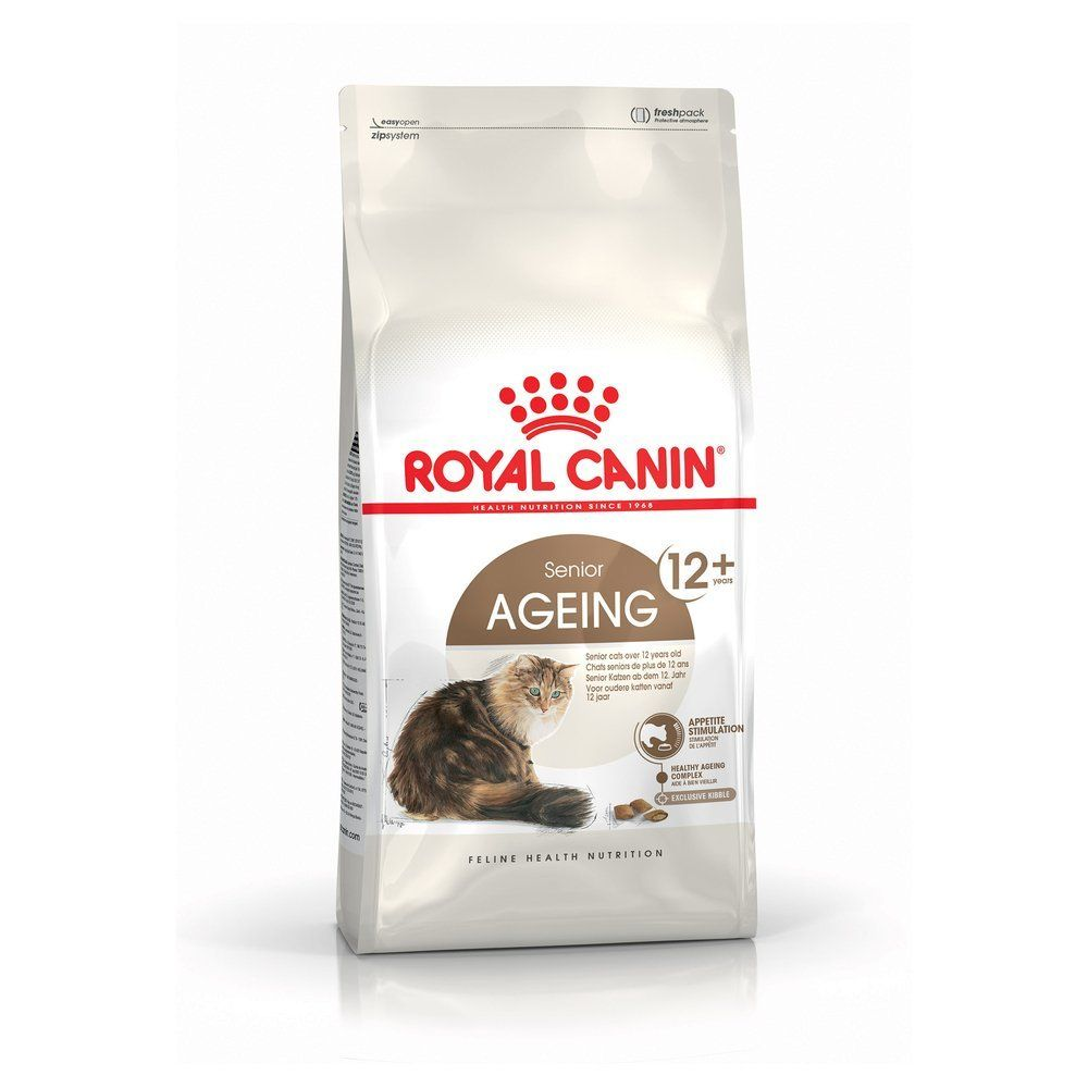 Royal Canin Ageing Cat Food 2 kg Age 12 Years >>> Read