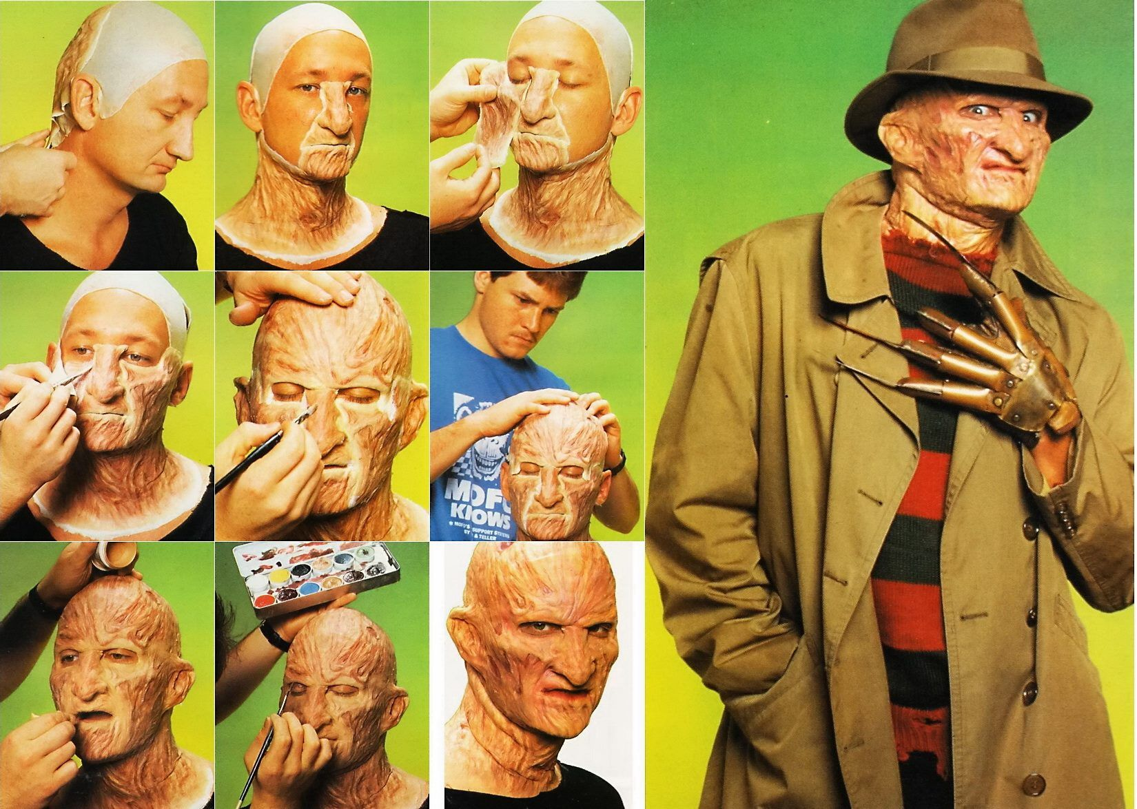Freddy transform halloween legends scary movies a