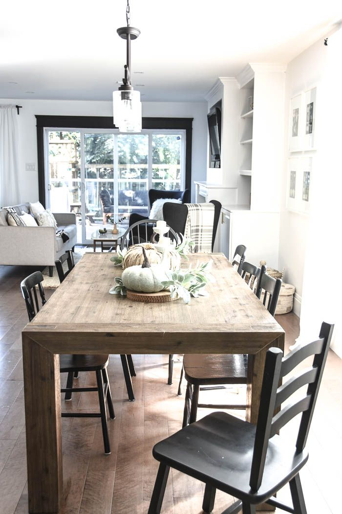 Get The Look Modern Fall Decorating Ideas