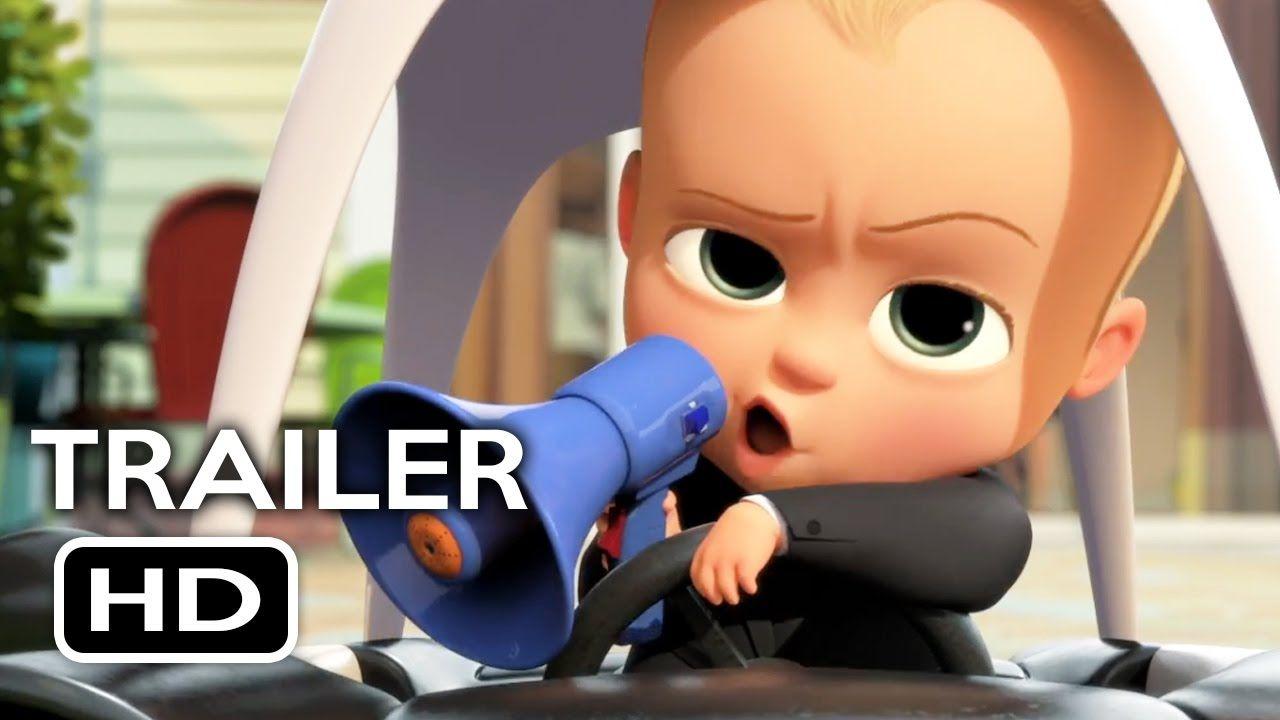 The Boss Baby Official Trailer 2 2017 Alec Baldwin Lisa