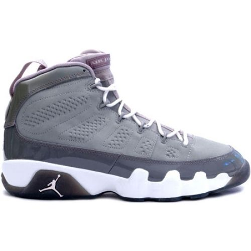 7e7d3c9e267924 Air Jordan Retro 9 Cool Grey Medium Grey Cool Grey White 302370-015  60.00