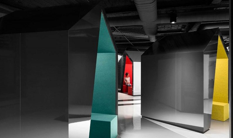 Lightspeed Headquarter, Montreal/Kanada, Interior Design: ADCF Architecture © Adrien Williams