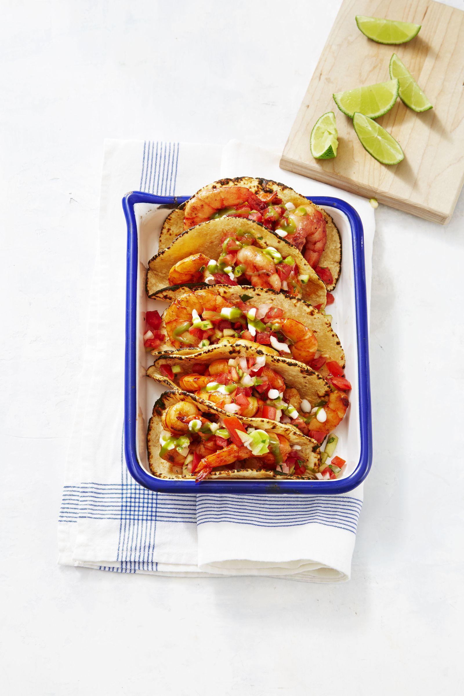 Chipotle shrimp tacos recipe in 2020 seafood recipes