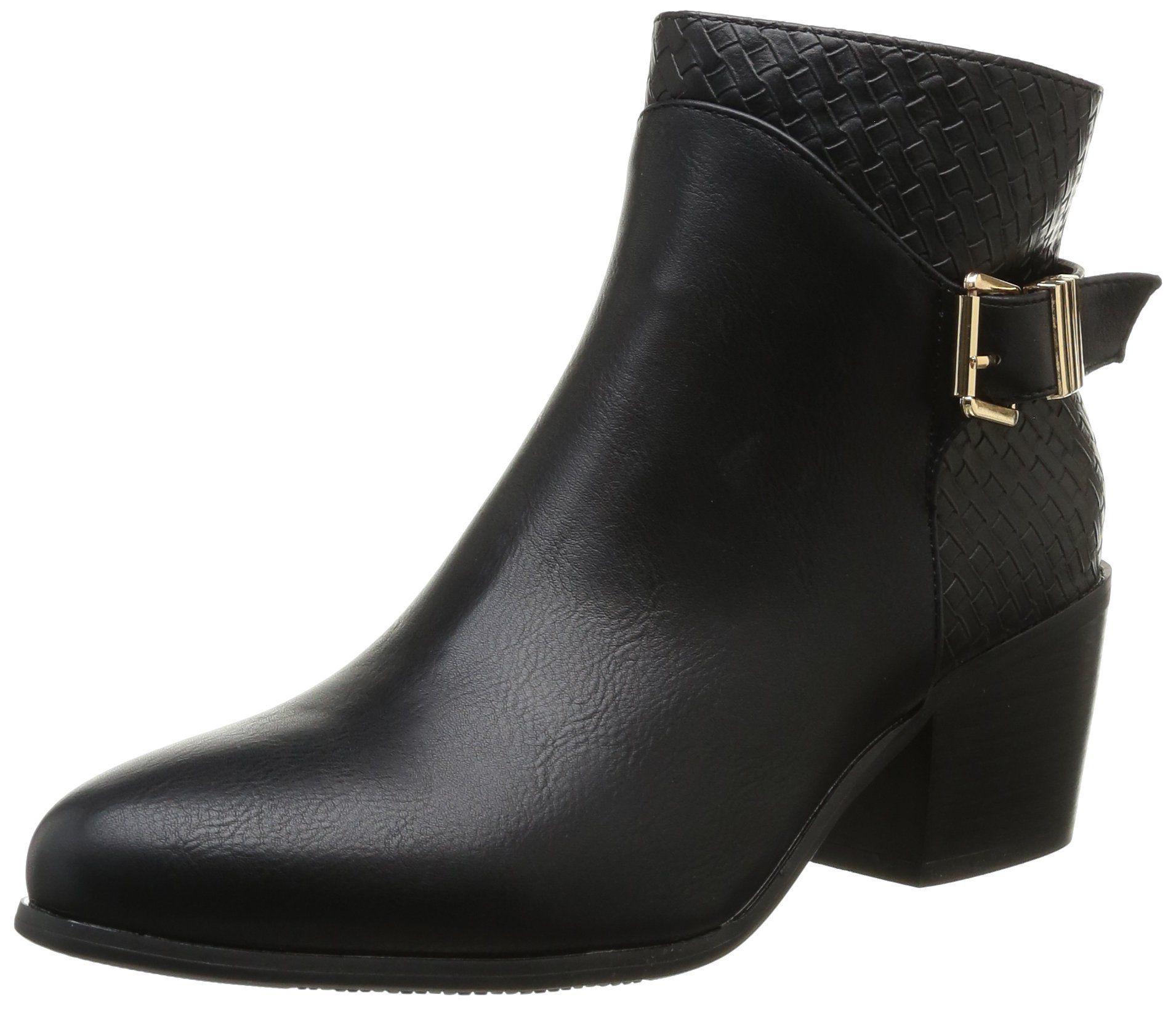 best service 0bc63 08c77 Pieces Uma Boot, Damen Stiefel & Stiefeletten: Amazon.de ...