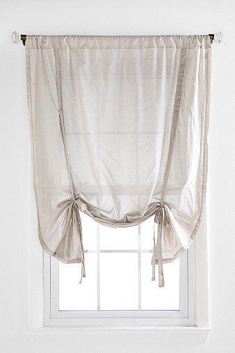 Draped Shade Curtain