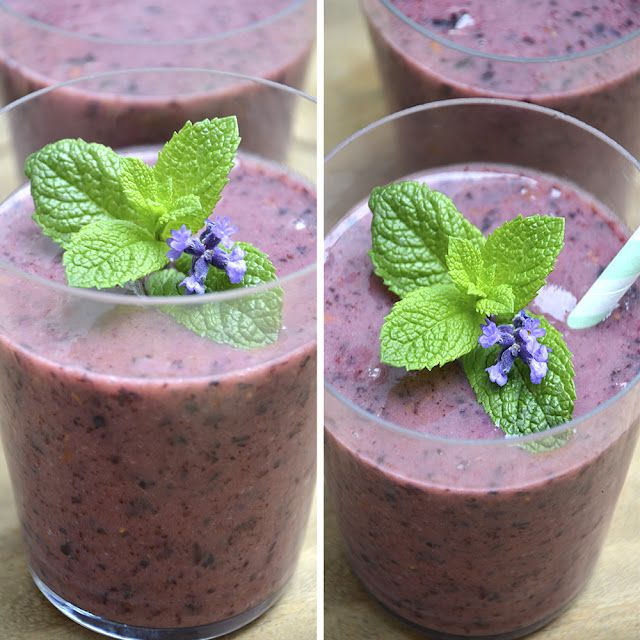 This is a delicious smoothie. Kept me full for three hours!