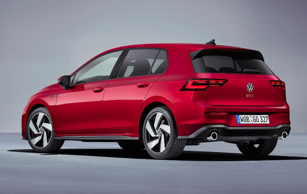 Volkswagen Unveils 8th Gen Golf Gti Golf Gti Volkswagen Golf Gti Gti