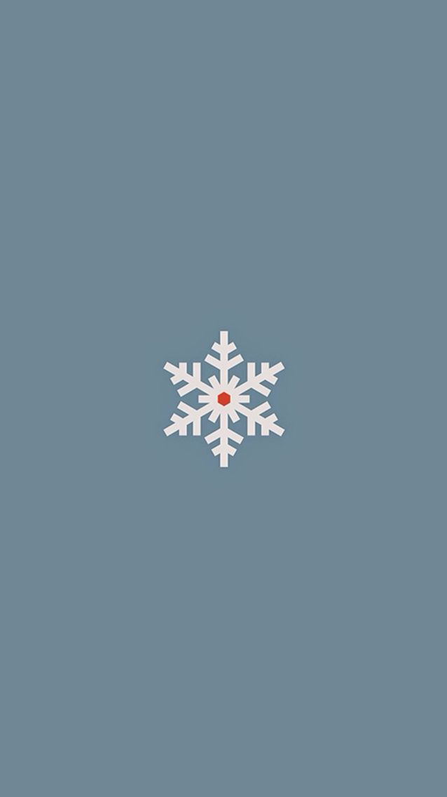 snow flake find more minimalistic iphone android wallpapers at