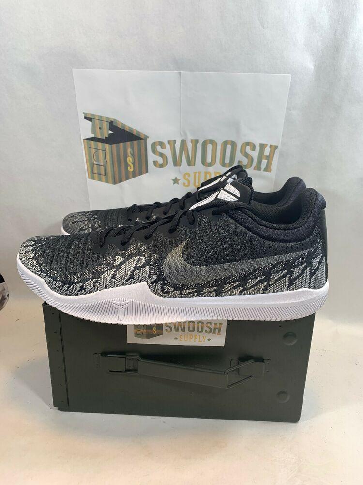 f842539be94 Nike Mamba Rage Basketball Shoes Size 15 908972 001 New  Nike   BasketballShoes