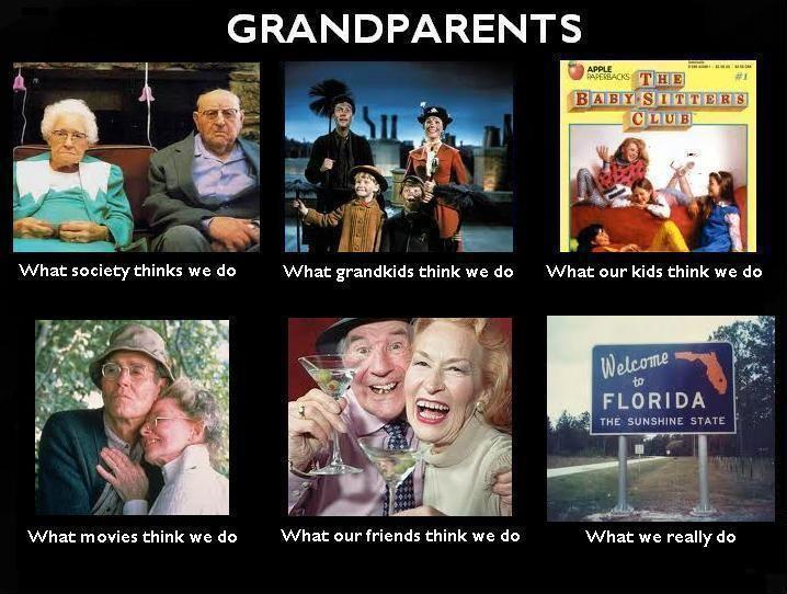 Grandparents Meme Parents Quotes Funny Happy Grandparents Day Toddler Humor
