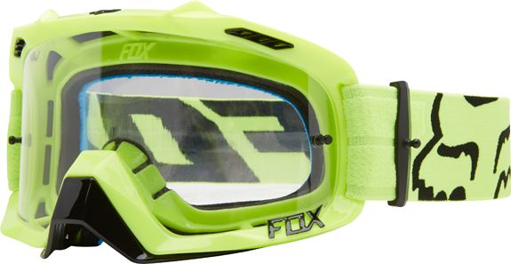 4fef2291b48b Fox Air Defence Goggles bends the performance barrier - BTO Sports ...