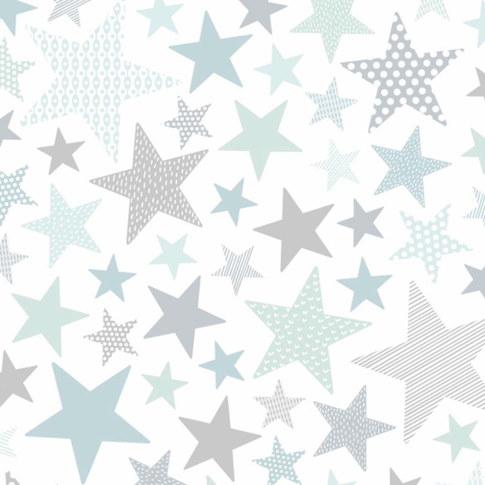 Lilipinso wandsticker sterne pastell bilder - Sterne tapete kinderzimmer ...