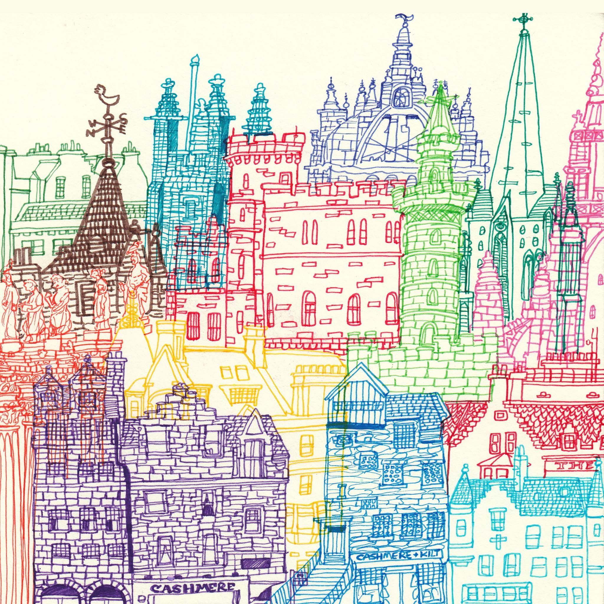 Hd wallpaper pinterest - Edinburgh Towers Ipad Wallpaper Hd