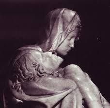 Resultado de imagen para Pietà di Michelangelo