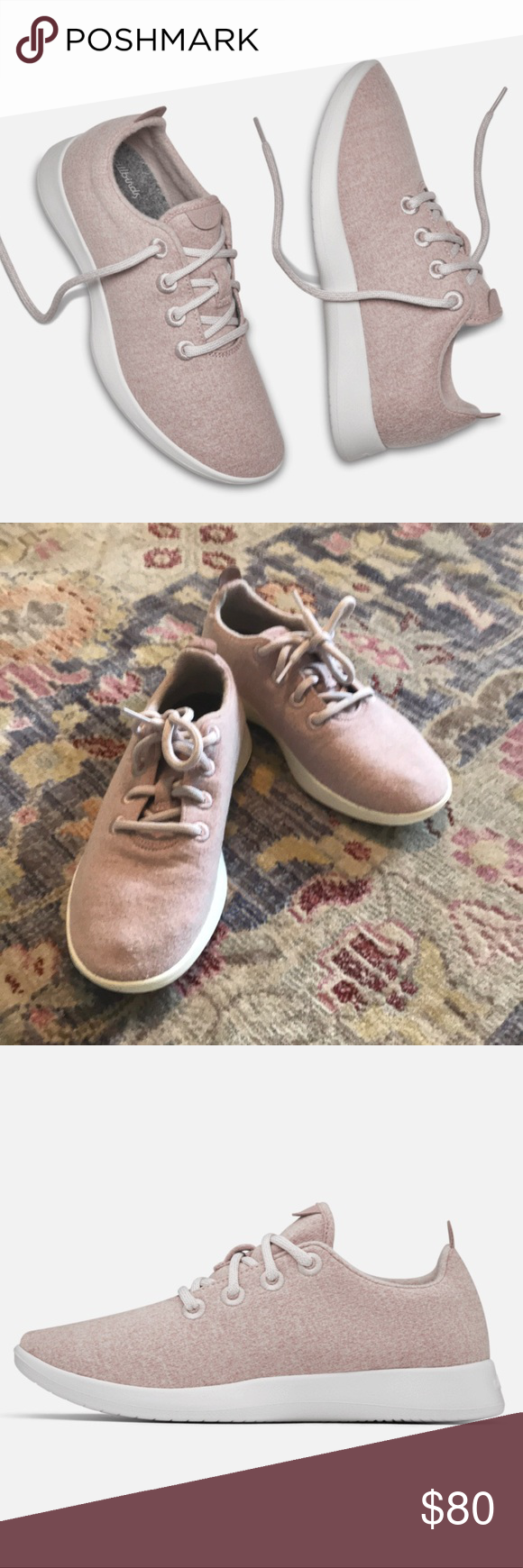 3602b83e971 Allbirds Wool Runner Limited Ed Tuke Dusk (pink) Women s Allbirds Runners size  7 in Limited Edition light pink. Gently used. Bought them a size too small  ...