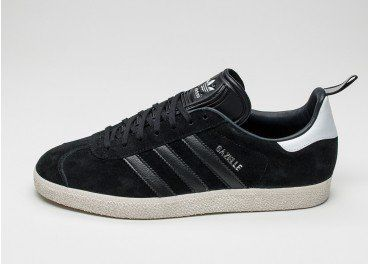 adidas gazelle core black gold metallic
