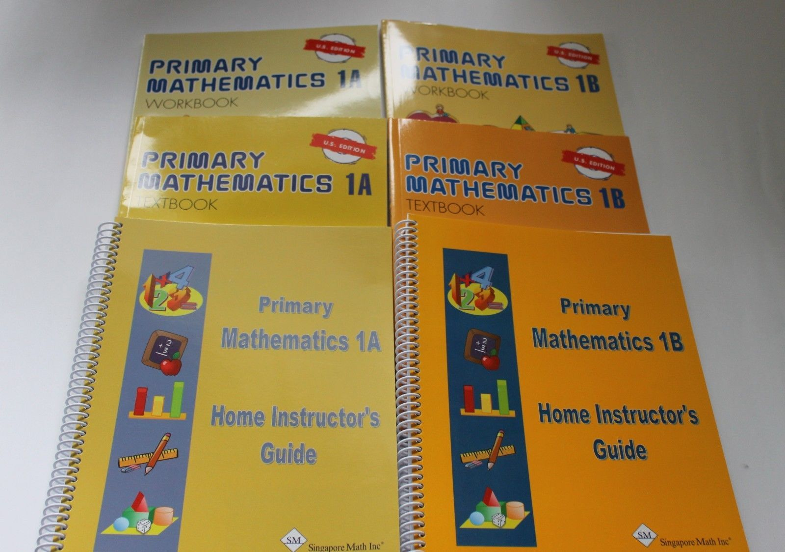 Workbooks primary mathematics workbook : Primary Math Level 1 (US Edition) - Workbooks/Texbooks/Instructor ...