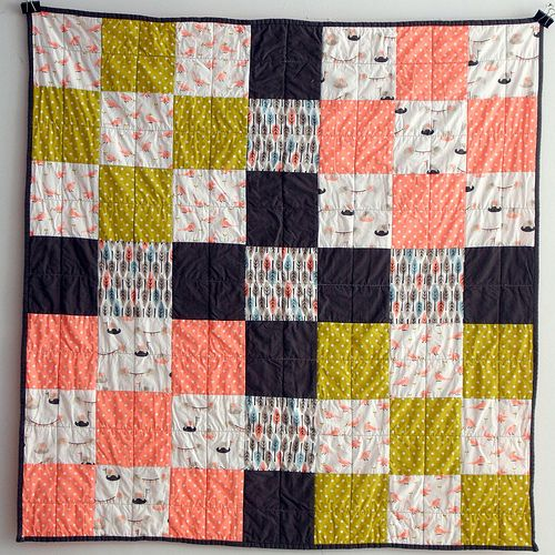 Baby/ Kid quilt square.