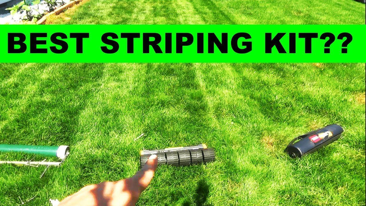 Best lawn striper for push mower riding mower 2019