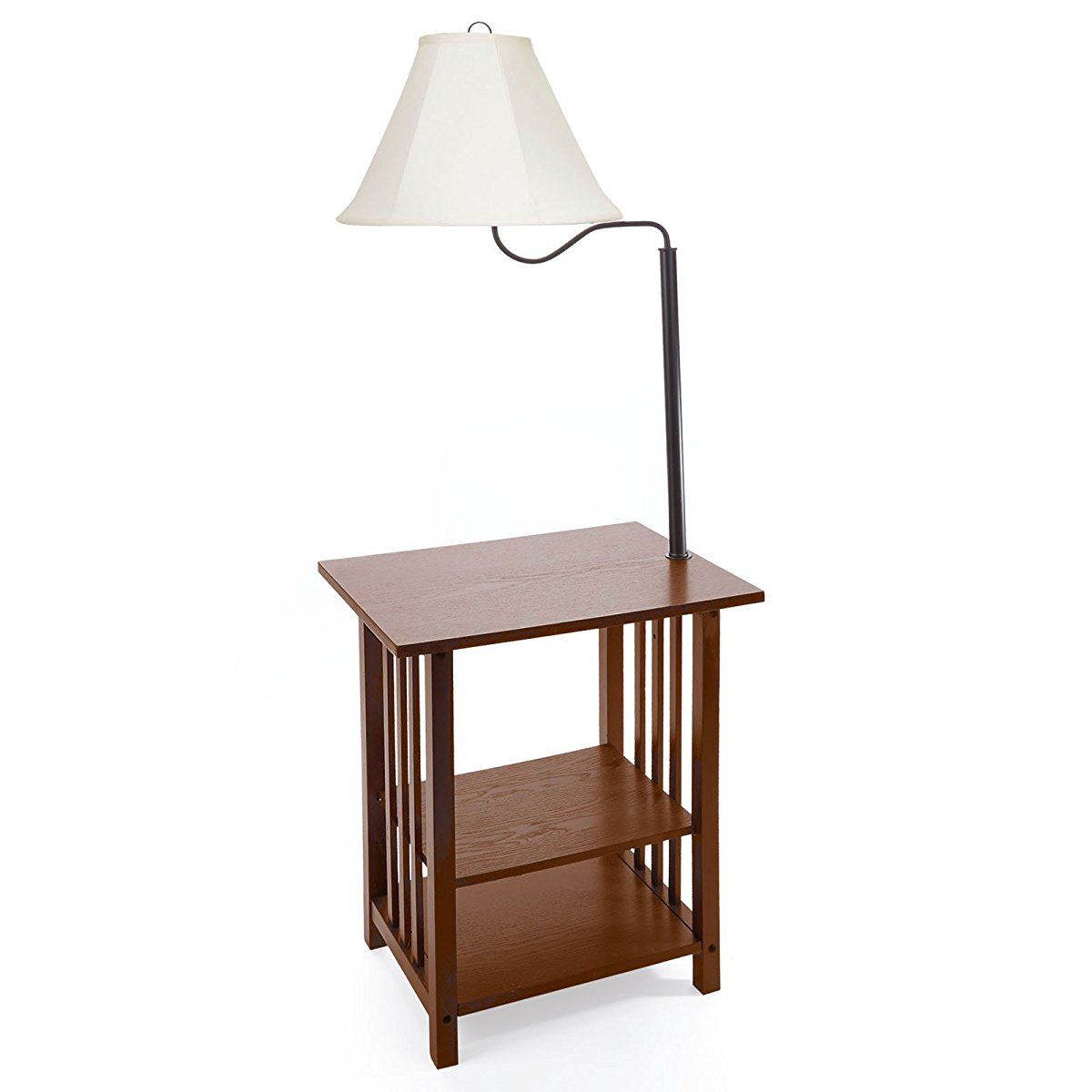 Better Homes and Gardens End Table Floor Lamp End table