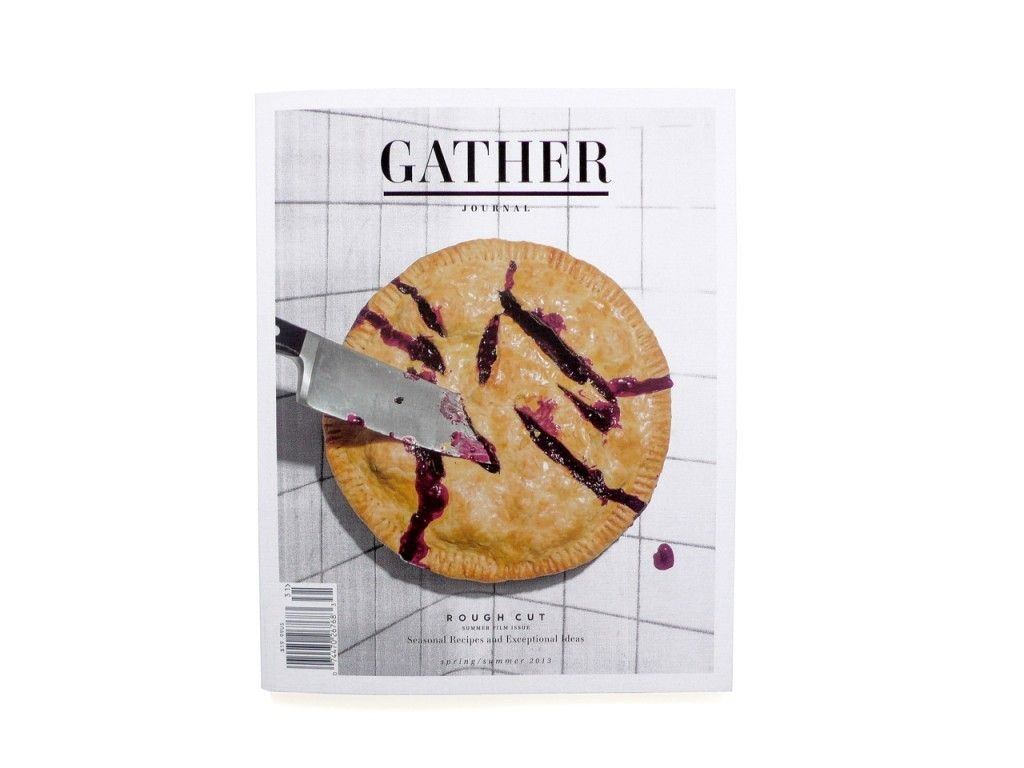 Gather Journal by Michele Outland and Fiorella Valdesolo.
