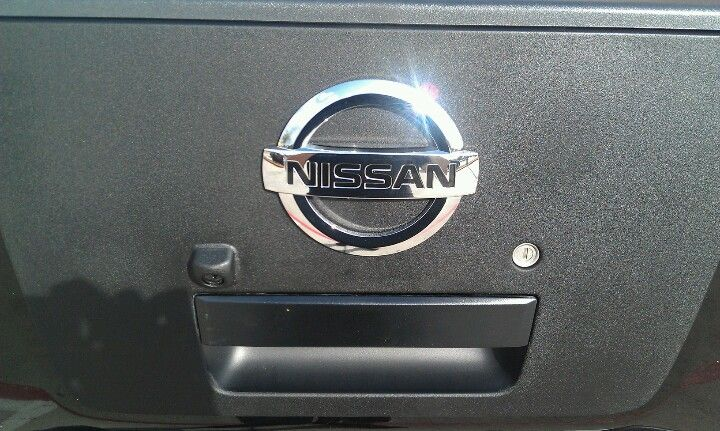 Nissan Titan Custom Backup Camera | Clearly Innovative
