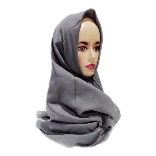 Hijab Saudia Rawis Warna Abu Abu Toko Grosir Online Hijab Modis