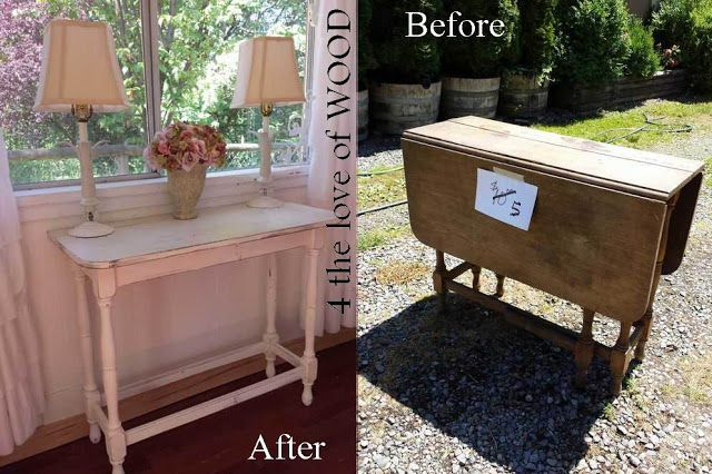 4 The Love Of Wood How To Make A Sofa Table From Gate