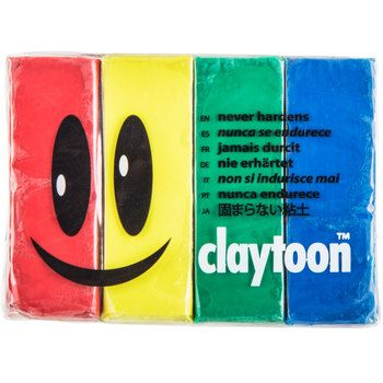 Primary Claytoon Modeling Clay Clay, Diy projects videos