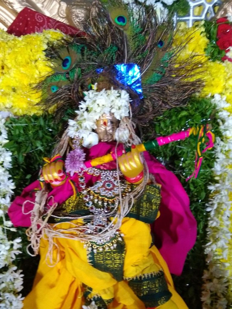 Krishna in 2020 Halloween wreath, Halloween, Wreaths