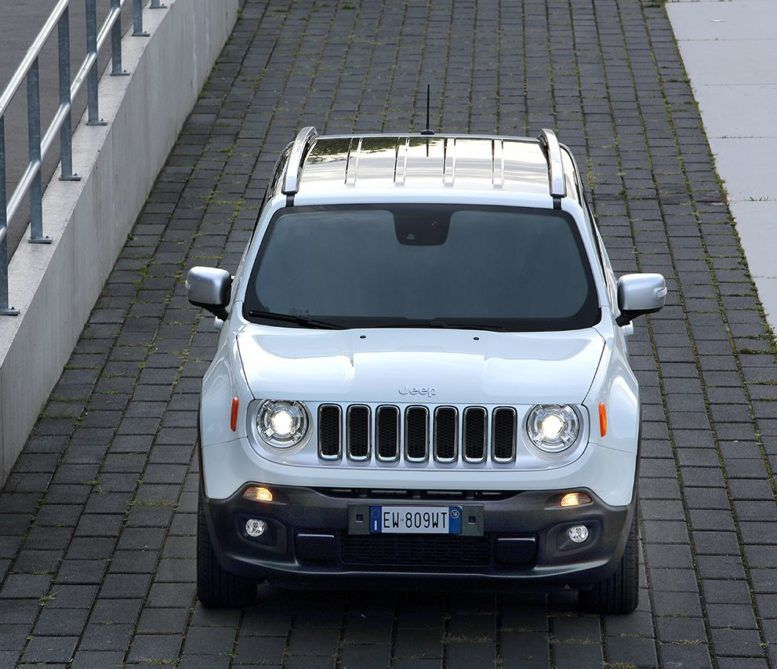 2016 Jeep Renegade Limited Awd Price Starts Just Below 30 Thousand