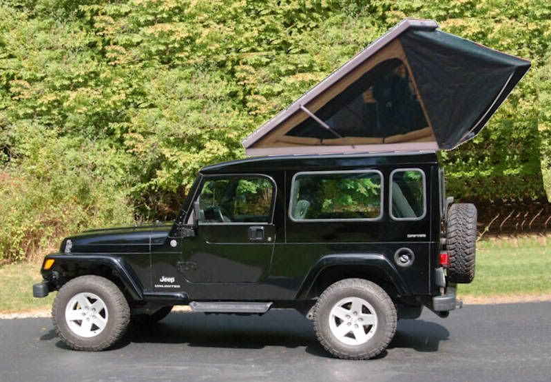 Find this Pin and more on Hard Shell Roof Top Tents by georgikirchev. & http://www.jeepforum.com/forum/f9/safari-cab-custom-hardtop ...