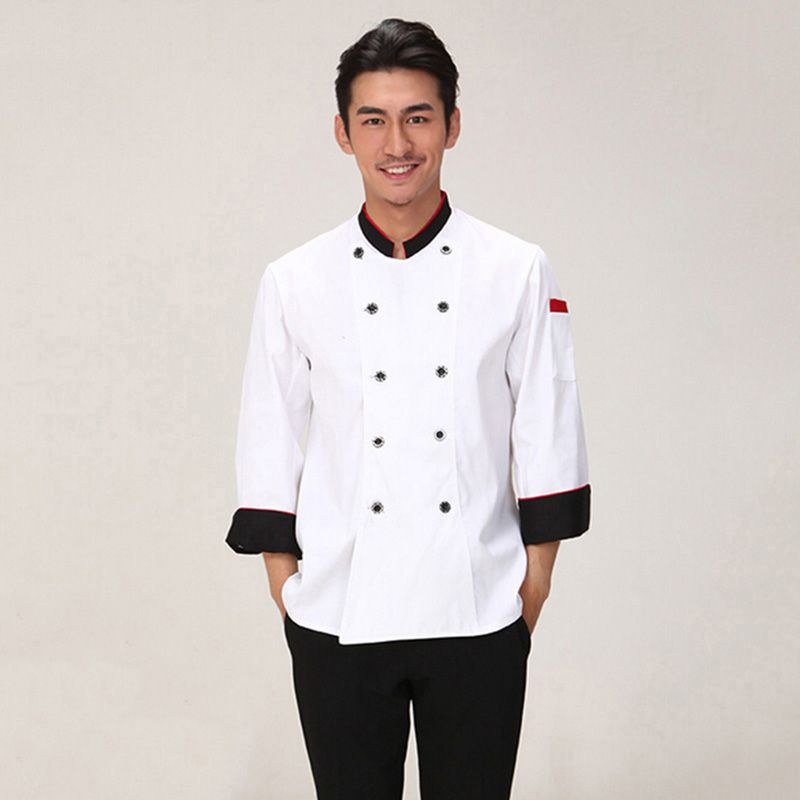 Restaurant Kitchen Uniforms high quality chef uniforms restaurant kitchen cook clothes food