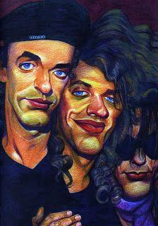 Sonrisas Argentinas: Andrés Cascioli y el Rock