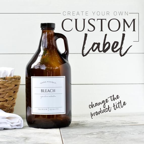 Design Your Own Label